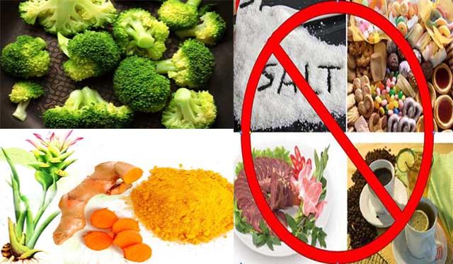 Chế độ ăn cải thiện bệnh viêm khớp dạng thấp
