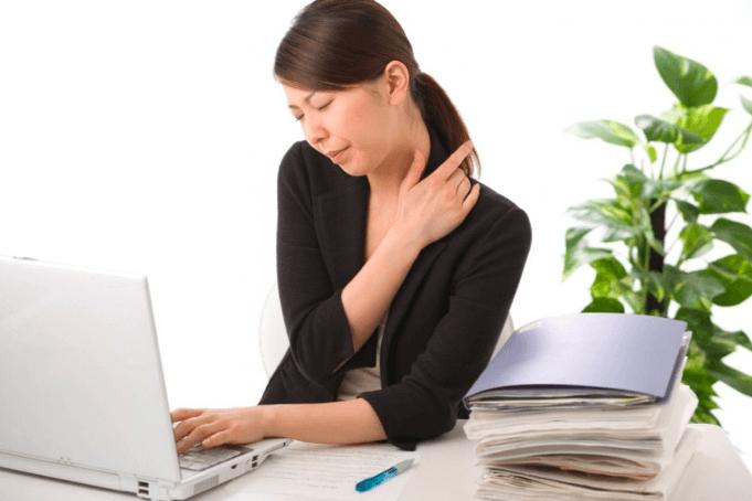 Bệnh đau mỏi vai gáy