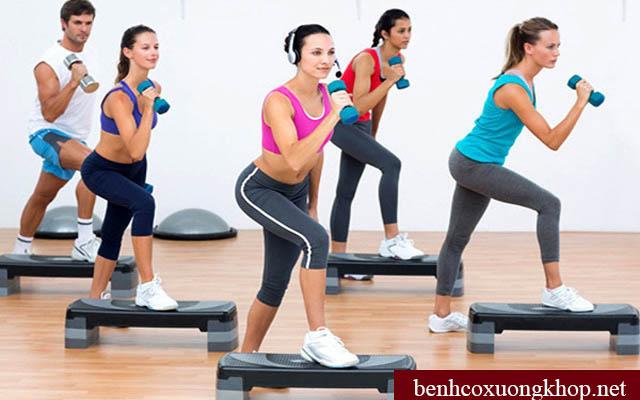 Tập thể dục phòng ngừa thoái hóa khớp