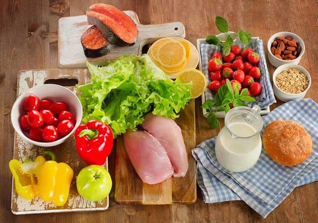 Chế độ dinh dưỡng giúp phòng ngừa bệnh đau vai gáy