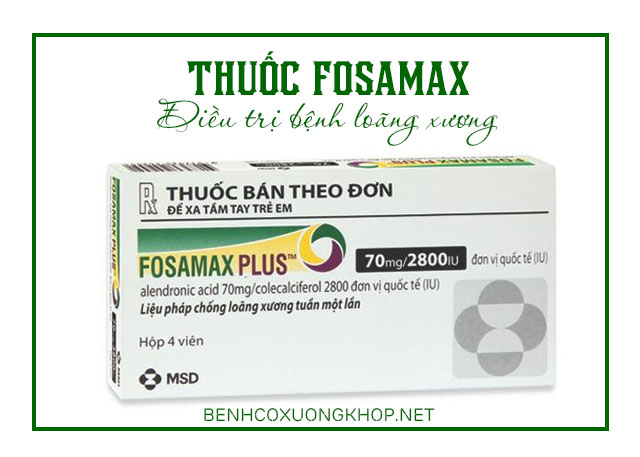 thuốc Fosamax