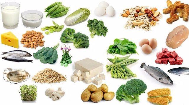 Thực phẩm người bệnh thoái hóa khớp gối nên ăn