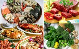 Thực phẩm tốt cho người bị gãy xương