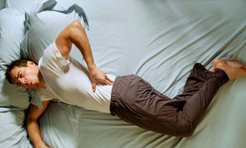 Cứ ĐẶT LƯNG XUỐNG giường là lại bị làm sao ? Có phải là bệnh gì nguy hiểm