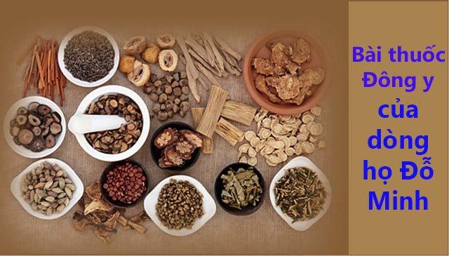 Bài thuốc Đông y chữa bệnh viêm khớp gối