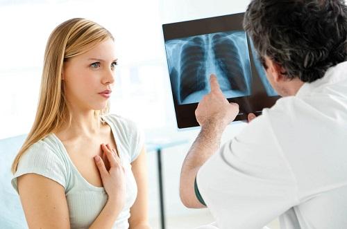 Gãy xương sườn gây ảnh hưởng đến các cơ quan xung quanh