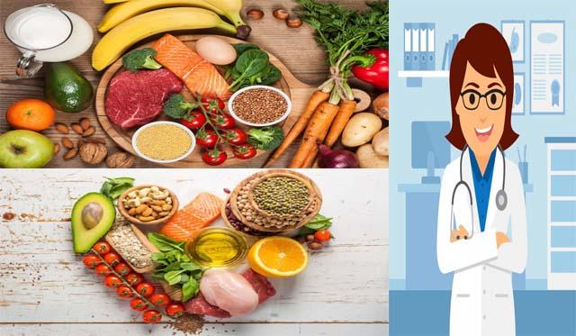 Xây dựng chế độ ăn uống hợp lý cho người viêm khớp dạng thấp
