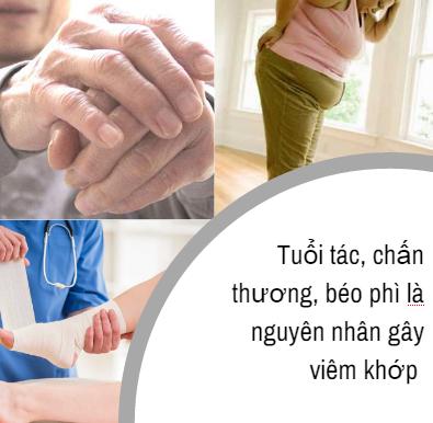 Nhận dạng triệu chứng bệnh viêm khớp thường gặp-2