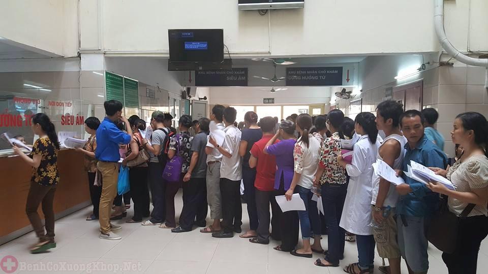 Một số lưu ý khi tiến hành thăm khám tại bệnh viện Việt Đức