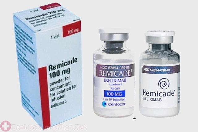 Điều trị bằng các thuốc chống thấp (DMARDs)