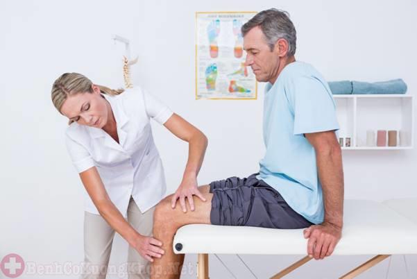 Viêm khớp gối có thể để lại di chứng tàn tật