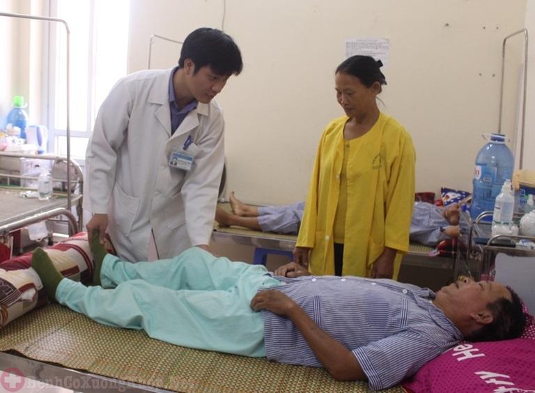 Bệnh nhân cần nghỉ ngơi và tập bài tập hỗ trợ sau phẫu thuật