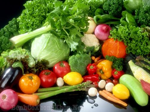 Thực phẩm giàu vitamin hỗ trợ chữa đau vai gáy