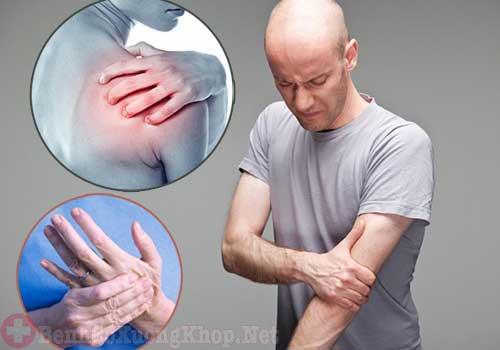 Bệnh thoát vị đĩa đệm cổ gây tê bì chân tay