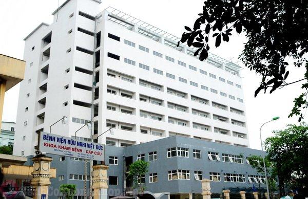 Bệnh viện Hữu Nghị Việt Đức chữa đau khớp gối