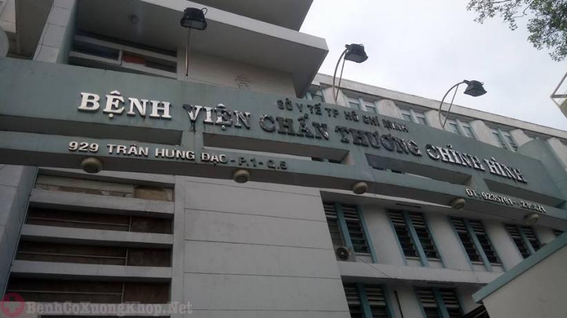 Bệnh viện Chấn thương Chỉnh hình TP.Hồ Chí Minh