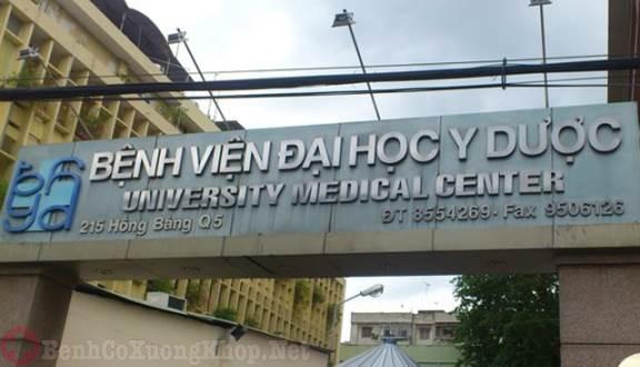 Bệnh viện Đại học Y dược TP.Hồ Chí Minh