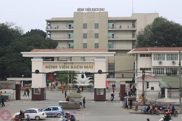 Bệnh viện Bạch Mai chữa đau vai gáy