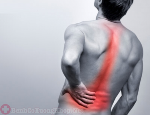Cơn đau nhức diễn ra thường xuyên