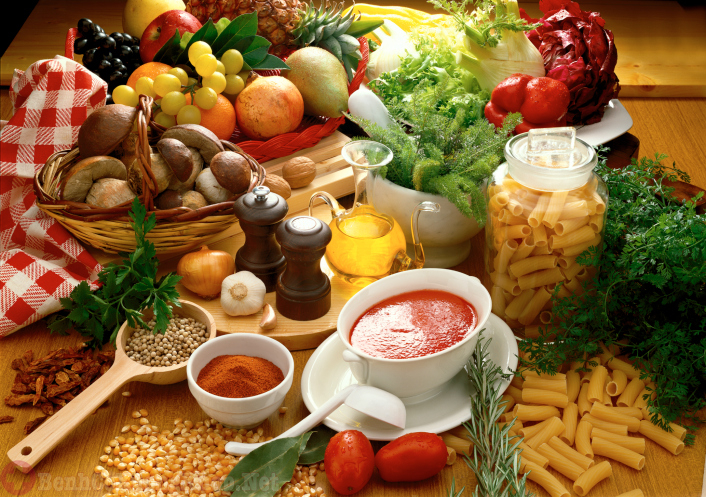 Xây dựng cho bản thân một chế độ ăn uống hợp lý