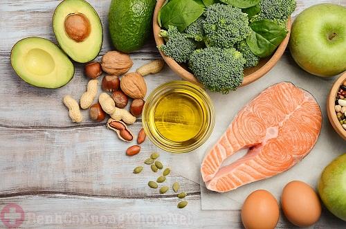 Thực phẩm chứa acid béo omega- 3