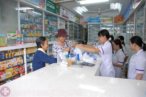 Mua viên phong thấp Fengshi opc tại hiệu thuốc Tây