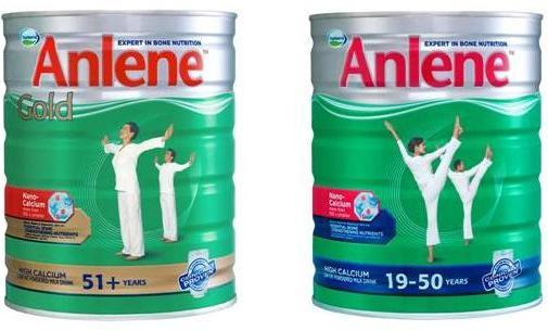Sữa bột Anlene hỗ trợ chữa trị bệnh thoát vị đĩa đệm