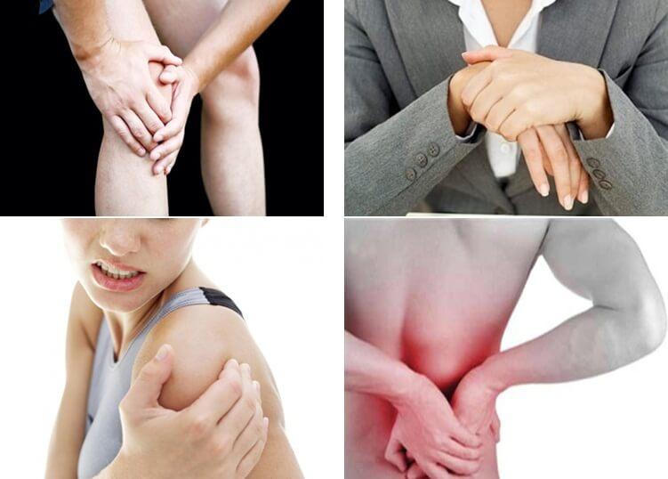 Thoái hóa khớp gây đau nhức sang bộ phận khác