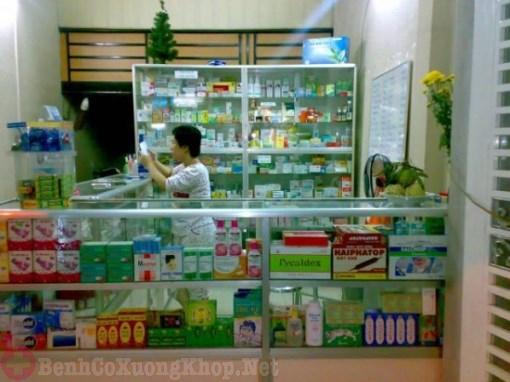 Mua TPCN Hoàn Phong Thấp Khải Hà tại hiệu thuốc Tây