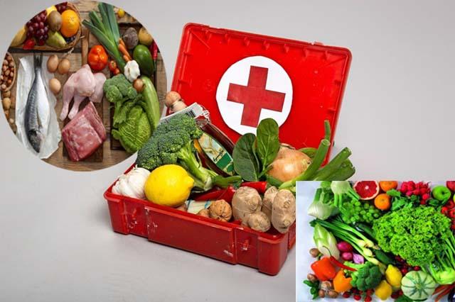 Chế độ ăn uống cho bệnh nhân đau thần kinh tọa