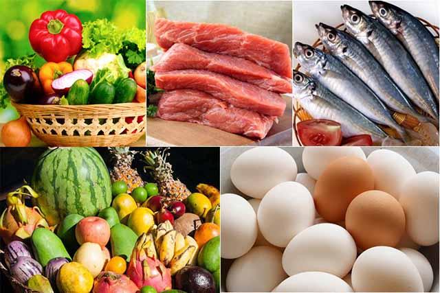 Thực phẩm bệnh viêm khớp háng nên ăn