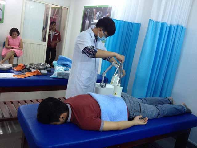 Vật lý trị liệu giúp giảm đau lưng