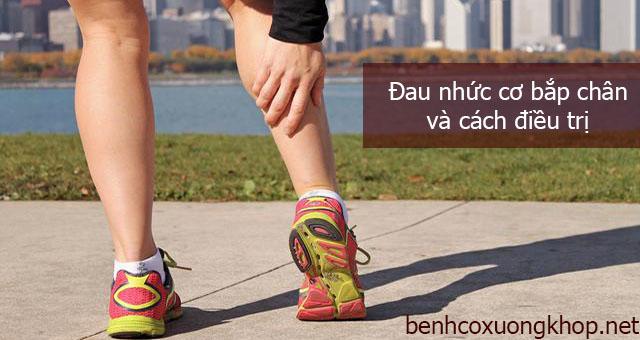 Bị đau nhức cơ bắp chân