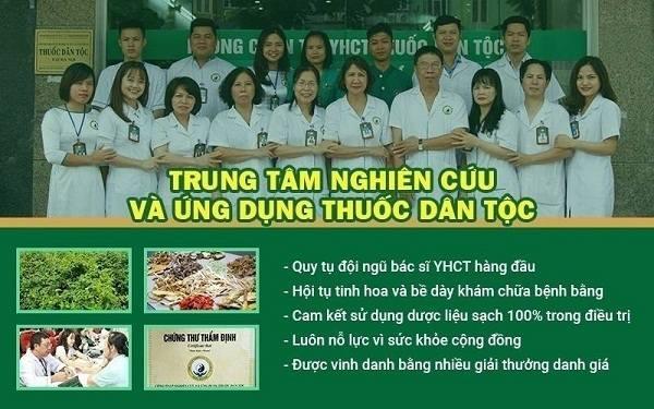 Địa chỉ chữa viêm đau khớp bằng YHCT uy tín