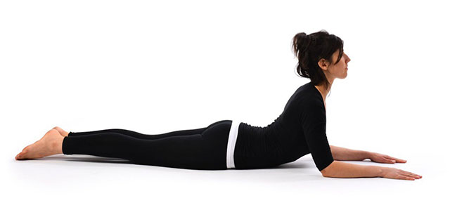 chữa đau thần kinh tọa với yoga