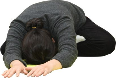 chữa gai cột sống bằng yoga