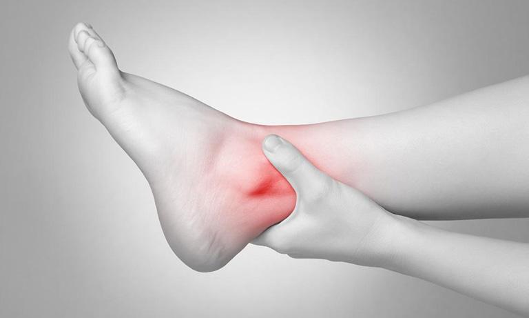 viêm đau khớp cổ chân
