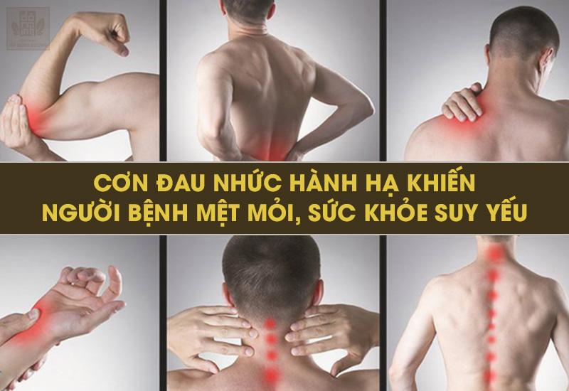 Bệnh xương khớp ngày càng trẻ hóa và gia tăng số người mắc bệnh