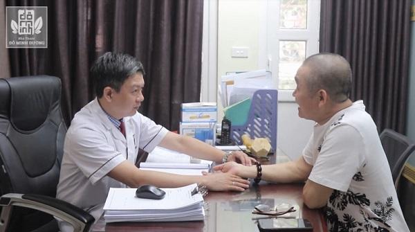 Hàng ngàn bệnh nhân đã hết viêm khớp dạng thấp sau khi điều trị tại Đỗ Minh Đường