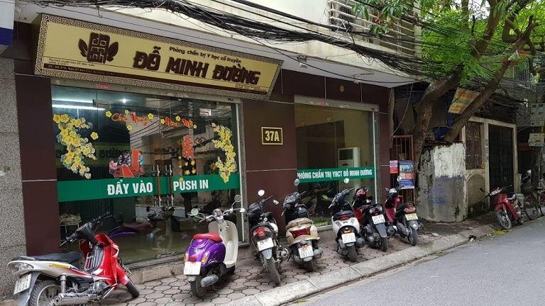 Hình ảnh nhà thuốc Đỗ Minh Đường cơ sở Hà Nội
